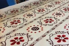 Custom Printing Bel Air Design
